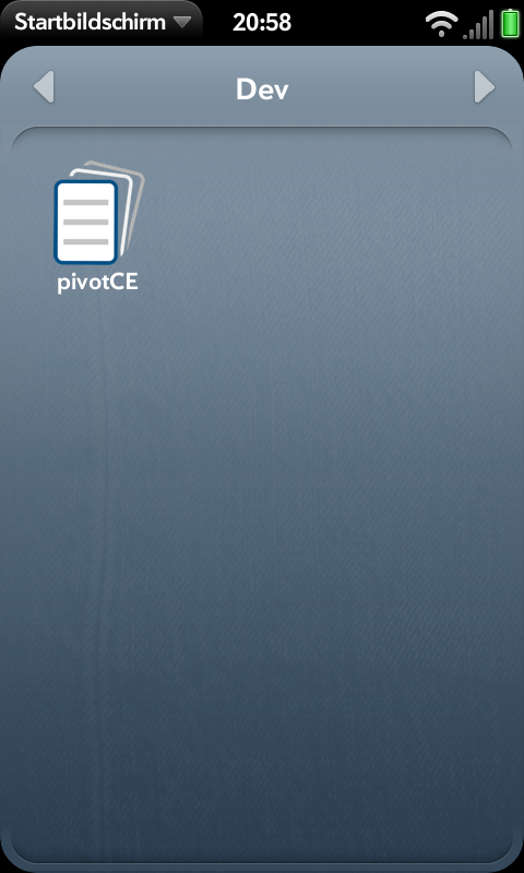 pivotCE Screenshot 0